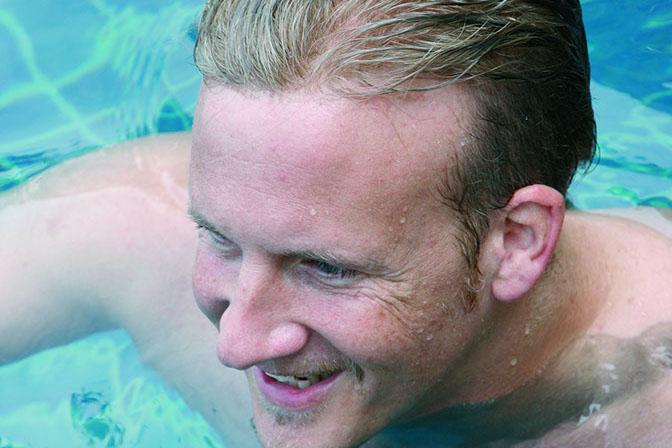 Haarersatz für Männer Contact Skin
